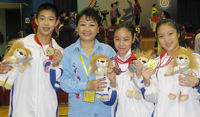 3rd World Jr Wushu Championship